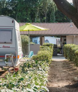 Emplacement camping à St MichelChef-Chef